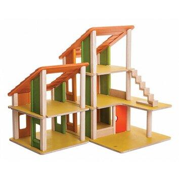 Plan toys chalet dollhouse 7609