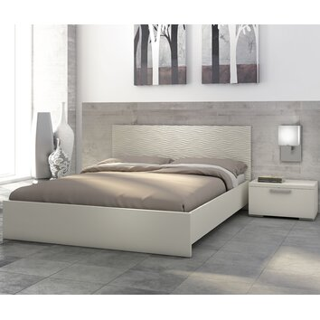 Stellar Home Sienna Platform Customizable Bedroom Set Allmodern