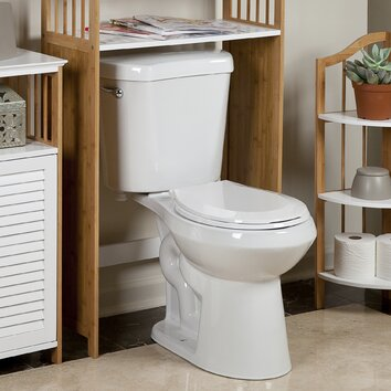 Bamboo Bathroom 27 Quot X 71 Quot Free Standing Over The Toilet