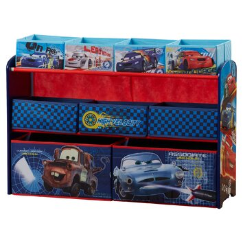 Delta Children Disney Pixar Cars Toy Organizer Amp Reviews