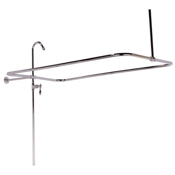 Elizabethan Classics End Mount Shower Riser With Enclosure For Tub Wall Faucets SE3 ECS1549 likewise ARTERIORS Home Edwin Metal Tree Branch Wall Sculpture 2625 ARN1254 besides  on ideas for bedroom wallpaper accent wall html