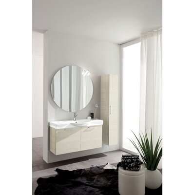 "Light Z 41"" Single Bathroom Vanity Top"