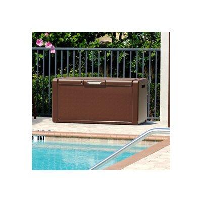 Titan 70 Gallon Plastic Deck Box