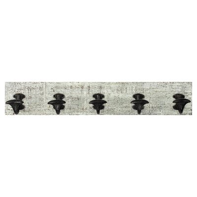 Equestrian Wall Mounted Coat Rack