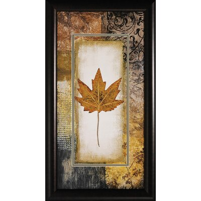 Propac Images Leaf I / II / III Framed Graphic Art