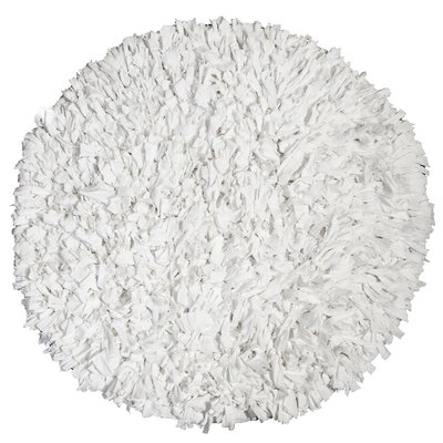 IXI Calypso Jersey White Area Rug