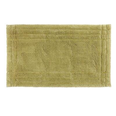 Eugene Bath Mat Color: Green Fern, Size: Large