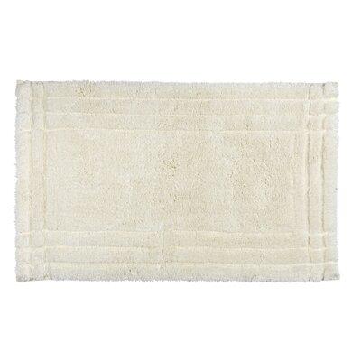 Eugene Bath Mat Color: Parchment, Size: Large