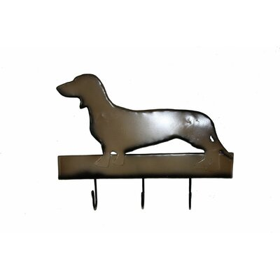 PTM Images Dachshund Wall Rack