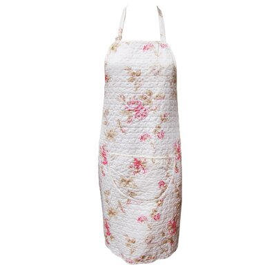 Rose Perfume Apron with Pockets Style: French Rose