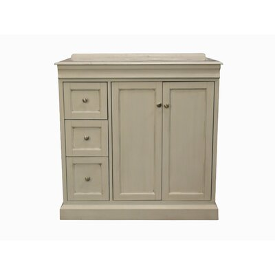 "Laseter 36"" Single Bathroom Vanity Set"