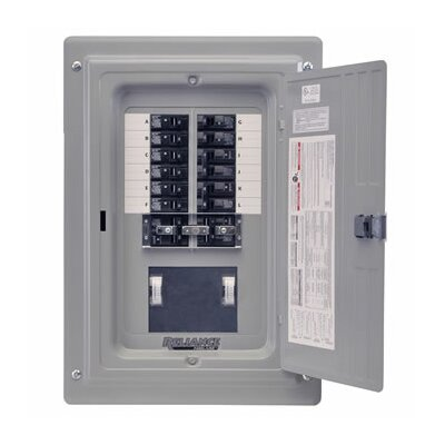 Reliance Controls  TRC Prewired 12 Circuit Transfer Sub Panel / Link