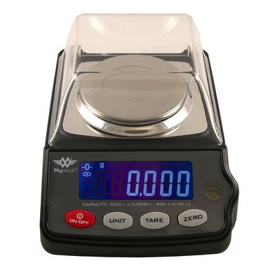 My Weigh Präzisionswaage Gempro 300