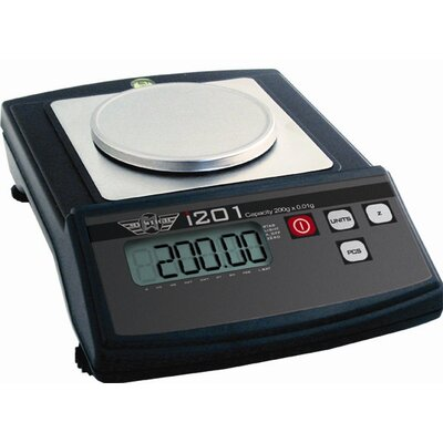 """My Weigh Präzisionswaage """"iBalance 201"""""""
