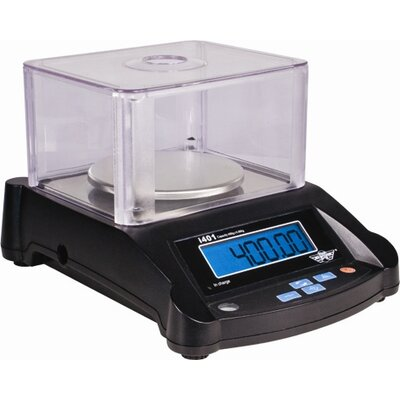 """My Weigh Präzisionswaage """"iBalance 401"""""""