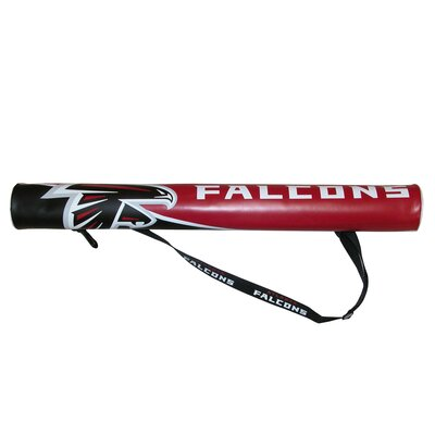 6 Can NFL Shaft Cooler NFL Team: Atlanta Falcons