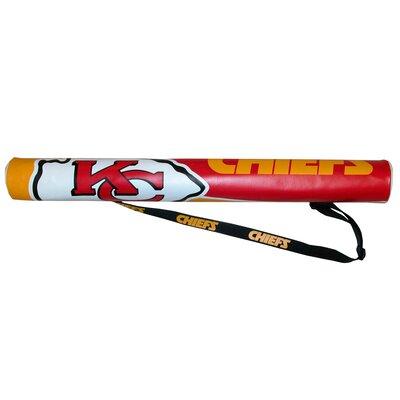 6 Can NFL Shaft Cooler NFL Team: Kansas City Chiefs