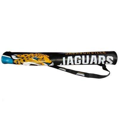 6 Can NFL Shaft Cooler NFL Team: Jacksonville Jaguars