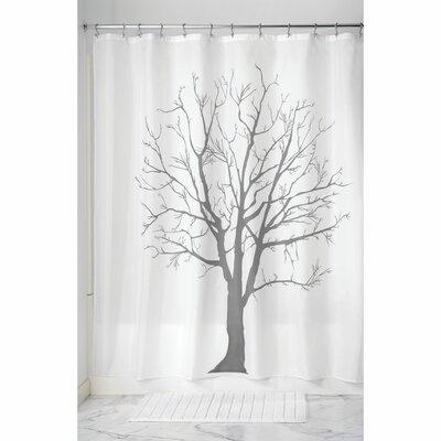 InterDesign Tree Shower Curtain