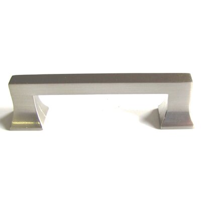 "3"" Center Bar Pull Finish: Satin Nickel"