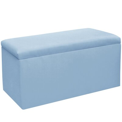 Fabric Storage Bench Upholstery Color: Duck Gazebo