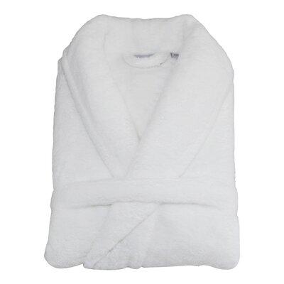 Eustacio Super Plush Bathrobe Size: Small / Medium