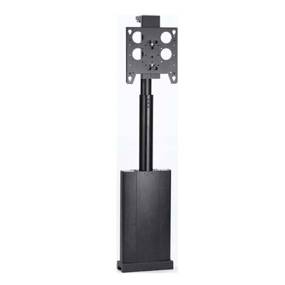 """Automated Pop-Up Fixed Universal Floor Stand Mount for 31"""" - 61"""" Plasma/LCD"""