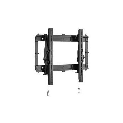 """Small Low-Profile Tilt Wall Mount for 26"""" - 42"""" Screens"""