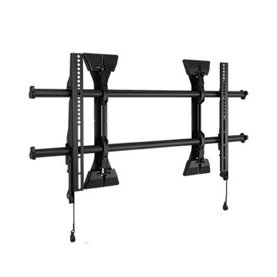 "Large Fusion Micro-Adjustable Display Wall Mount Fixed for Greater than 50"" Flat Panel Screens"