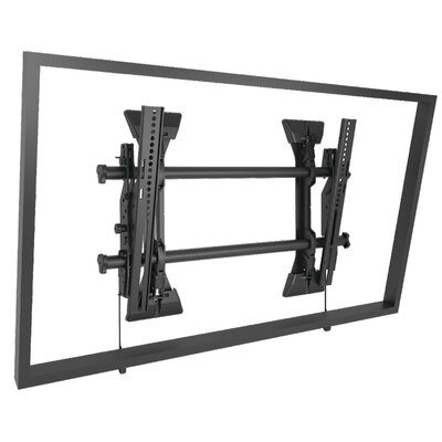 "Medium Fusion Micro-Adjustable Tilt Wall Mount for 33"" - 40"" Flat Panel Screens"