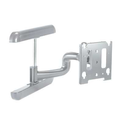 Universal MWR Double Stud Wall Mount for LCD Finish: Silver, Style: Universal