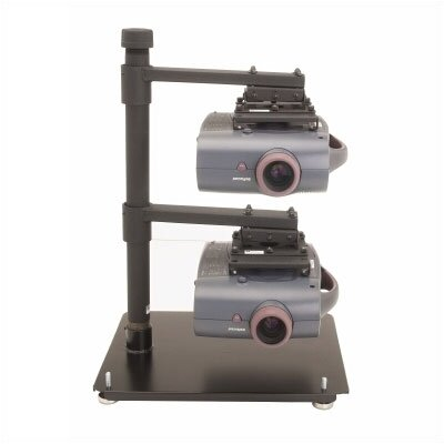 Projector Stacking Table Stand/Ceiling Mount Option: Ceiling Plate