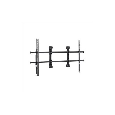 """Fusion Series Extra-Large Fixed Wall Mount for 55"""" - 75"""" Flat Panel Screens"""