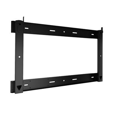 "Custom Fixed Wall Mount for 82"" Plasma / LCD"