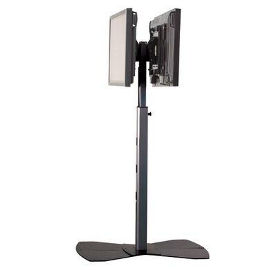 "Adjustable Tilt Floor Stand Mount for 30"" - 50"" Plasma/LCD Finish: Black"