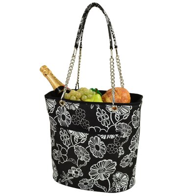 22 Can Night Bloom Insulated Fashion Tote Cooler