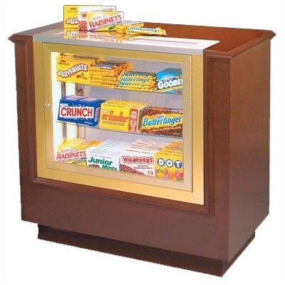 Bass Hardwood Concession Stand