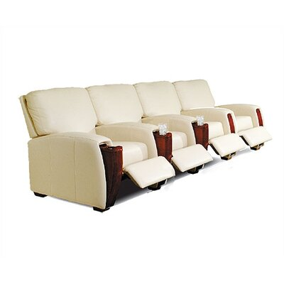 Celebrity Home Theater Seating Row of 4