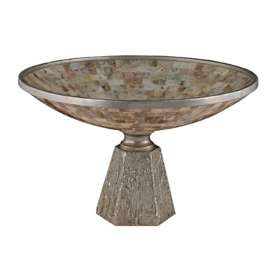 Sterling Industries Mother of Pearl Serving Bowl