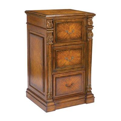 Manatuto 3-Drawer Filing Cabinet