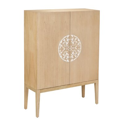 Vadnais 2 Door Accent Cabinet