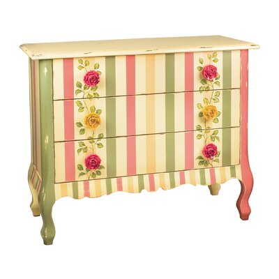 Eccles 3 Drawer Accent Chest