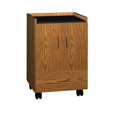 General Coffee Bar Cabinet Color: Dixie Oak