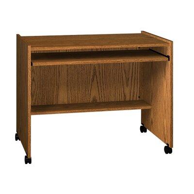 General Hub Computer Desk Finish: Dixie Oak