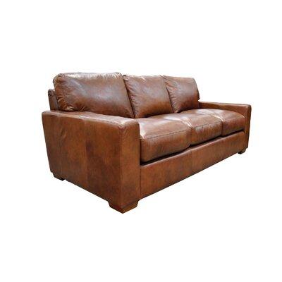Omnia Leather City Craft Leather Sofa