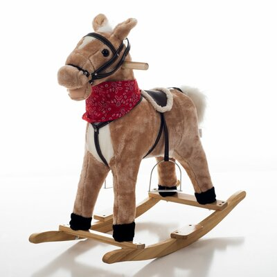 Happy Trails Dusty The Rocking Horse