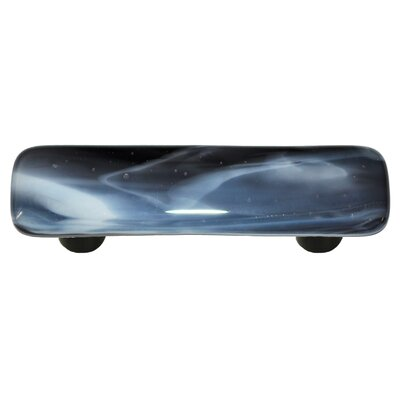 "Swirl 3"" Bar Pull Finish: Black"