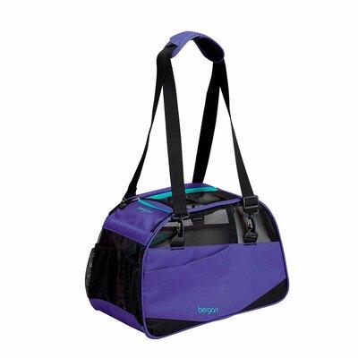 """Voyager Pet Carrier Size: Medium/Large (13"""" H x 10"""" W x 19"""" D), Color: Purple"""