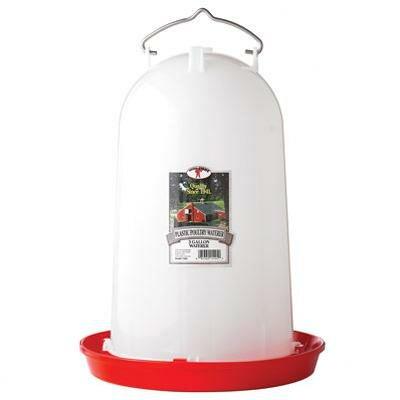 Miller Mfg Hanging Poultry Waterer - 3 Gallon
