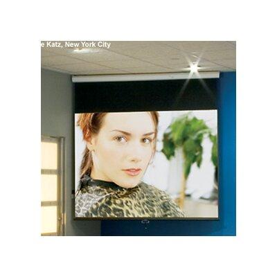 "Luma Matt White 100"" diagonal Electric Projection Screen"